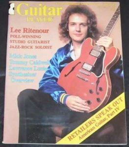 Guitar PLayer Magazine February 1979