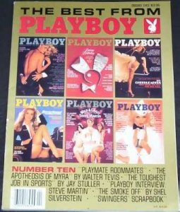 Playboy Magazine Best From Playboy Number 10