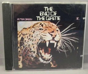 Green, Peter - End Of The Game CD
