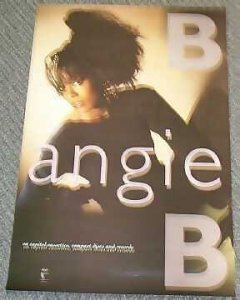 Angie B - Self Titled Promo Poster