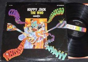 Who - Happy Jack Vinyl LP Stereo
