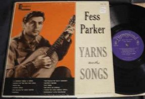Parker, Fess - Yarns And Songs Vinyl LP