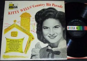 Wells, Kitty - Country Hit Parade - Vinyl LP