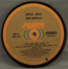 Withers, Bill - Still Bill Coaster