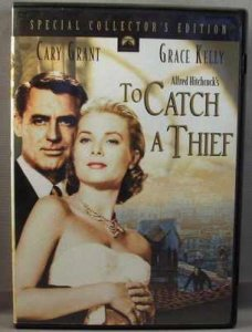 Alfred Hitchcock\'s To Catch A Thief DVD Collectors Edition