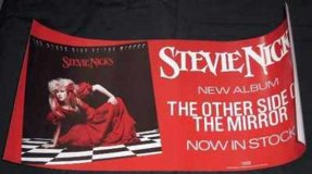 Nicks, Stevie - Other Side Of The Mirror Promo Banner Poster
