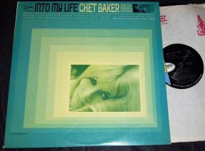 Baker, Chet and The Carmel Strings - Into My Life Vinyl LP