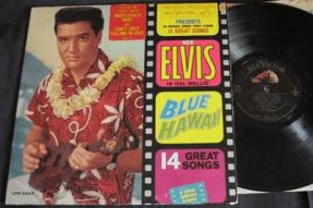 Presley, Elvis - Blue Hawaii Vinyl LP