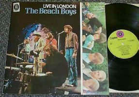 Beach Boys - Live In London Vinyl LP