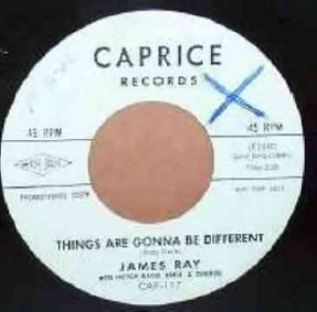 Ray, James - Things Are Gonna Be Different / A Miracle 7