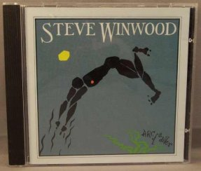 Winwood, Steve - Arc Of A Diver CD