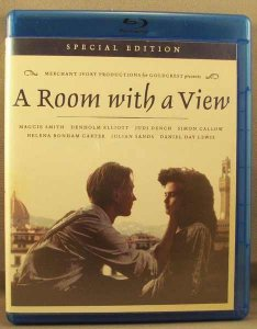 A Room With A View Blu-Ray Disc