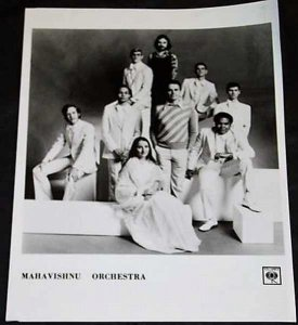 Mahavishnu Orchestra - Self Titled 8 X 10 Promo Photo