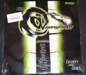 Anonymous - Green & Gold Vinyl 12