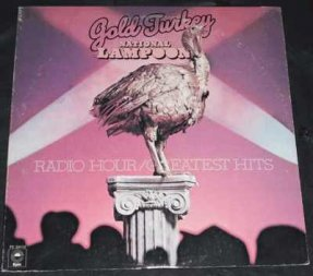 National Lampoon - Gold Turkey Radio Hour/Greatest Hits Vinyl LP
