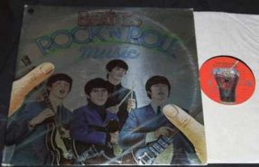 Beatles - Rock n Roll Music Vinyl 2 LP Set