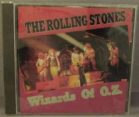 Rolling Stones - Wizards Of O.Z. Live Sydney 2/27/73 CD
