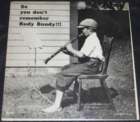 Bundy, Rudy - So You Don\'t Remember Rudy Bundy Vinyl LP