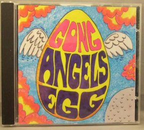 Gong - Angels Egg CD