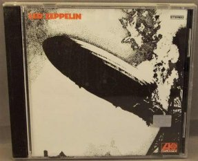 Led Zeppelin - Led Zeppelin 1 CD Argentinian