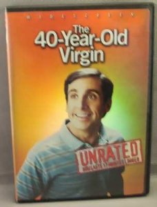40 Year Old Virgin Unrated DVD WS