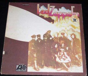 Led Zeppelin - Led Zeppelin II Vinyl LP