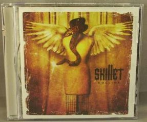 Skillet - Collide CD Sealed