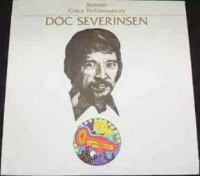 Severinsen, Doc - 16 Great Performances Vinyl LP