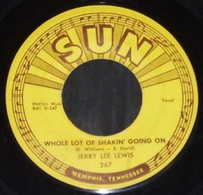 Lewis, Jerry Lee -Whole Lot Of Shakin' Going On/It'll Be Me 45