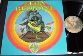 Redbone, Leon - On The Track Vinyl LP