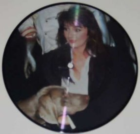 Bush, Kate - Interview 85 Vinyl 45 7 Picture Disc