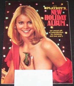 Playboy Magazine New Holiday Album 1975