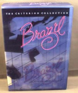 Brazil Criterion Collection DVD Box Set