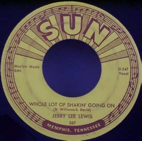 Lewis, Jerry Lee - Whole Lot Of Shakin' Going On/It'll Be Me 7