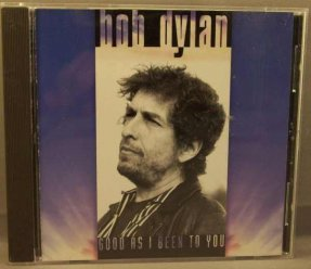 Dylan, Bob - Good As I Been To You CD