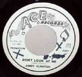 Clanton, Jimmy - Don't Look At Me / I Just Wanna Make Love 7
