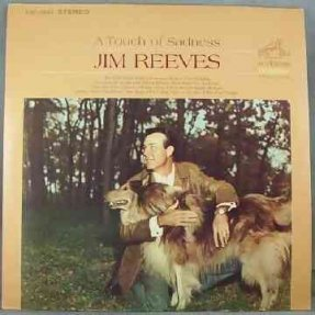 Reeves, Jim - A Touch Of Sadness Vinyl LP