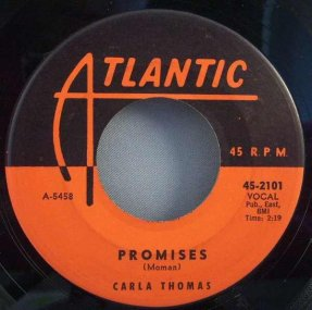 Thomas, Carla - Promises / A Love Of My Own Vinyl 45