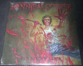 Cannibal Corpse - Red Before Black Vinyl LP