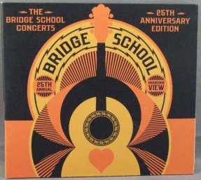 Various Artists - Bridge School Concert 25th Anniversary CD