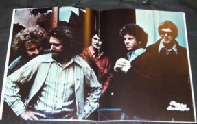 Flying Burrito Brothers Promo Press Kit