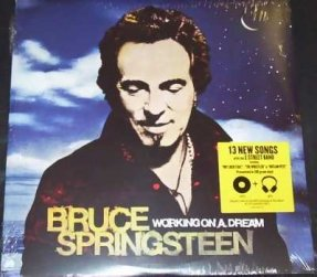 Springsteen, Bruce - Working On A Dream 180gm Vinyl LP