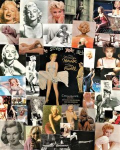 Marilyn Monroe 8 X 10 Collage 2