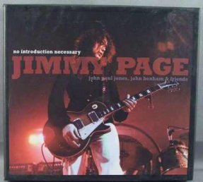 Page, Jimmy - No Introduction Necessary CD Box Set