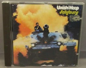 Uriah Heep - Salisbury UK CD