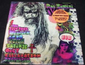 Zombie, Rob - The Electric Warlock Acid Satanic Orgy..Vinyl LP