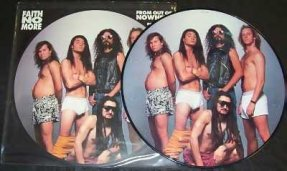 Faith No More - From Out Of Nowhere 12 Vinyl Picture Disc