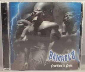 Damaged - Purified In Pain CD