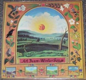 Art Bears - Winter Songs Vinyl LP