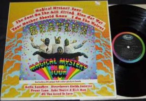 Beatles - Magical Mystery Tour Vinyl LP Original